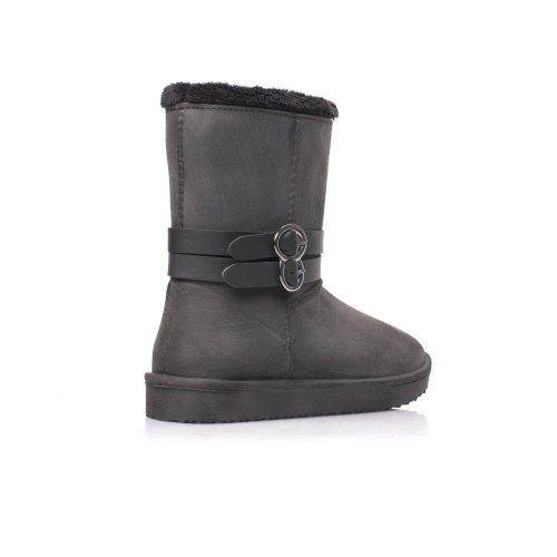 c0af84c2f87bc Black female boots MODA ITALIANA UGO 44 BLACK in online shoes store ...