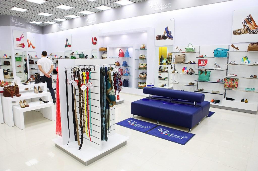 интернет-магазин обуви Respect